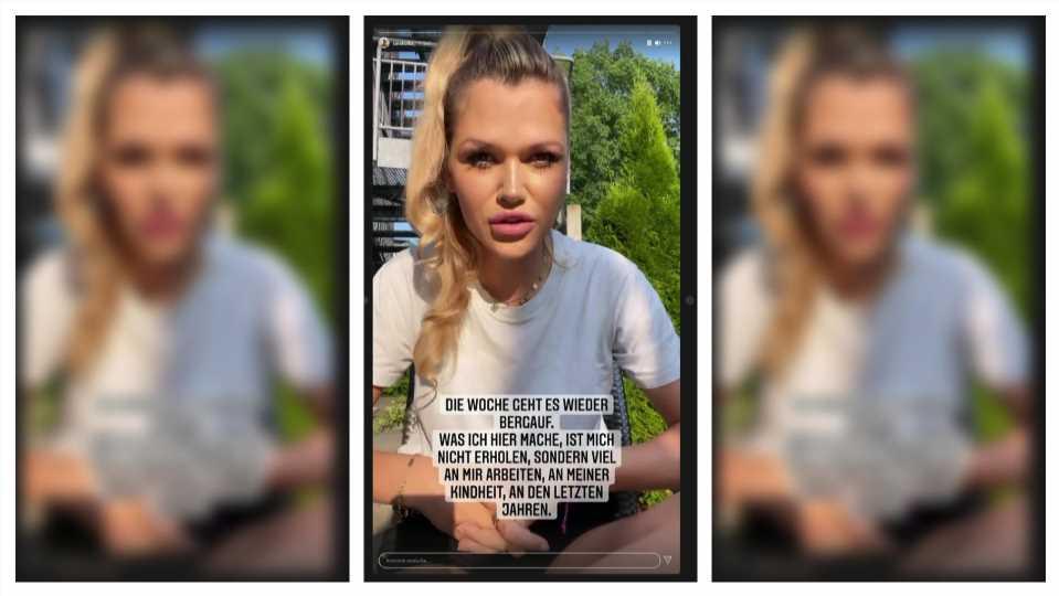 Sara Kulka meldet sich aus psychiatrischer Akutklinik bei ihren Fans