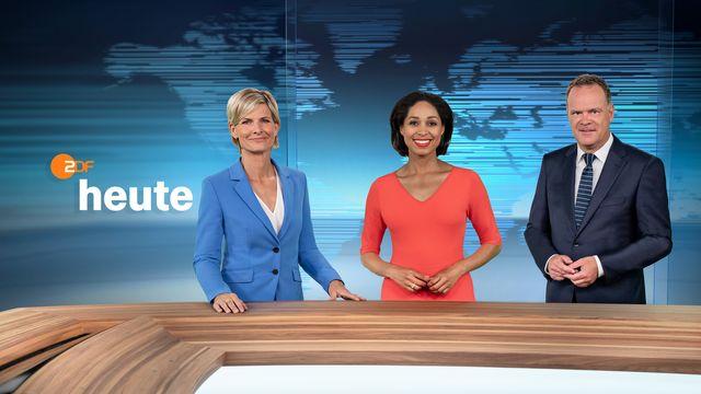 ZDF-Nachrichten erstmals in erneuertem Design