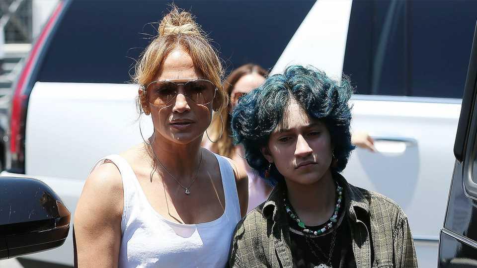 """""""Ist wundervoll"""": Emme schwärmt von Mutter Jennifer Lopez"""