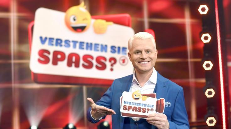 """""""Verstehen Sie Spaß?"""" im Ersten: ARD-Pläne enthüllt! DIESES Duo sollGuido Cantz beerben"""