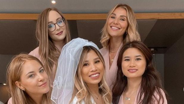 Bloggerin Kisu heiratet im großen Rahmen