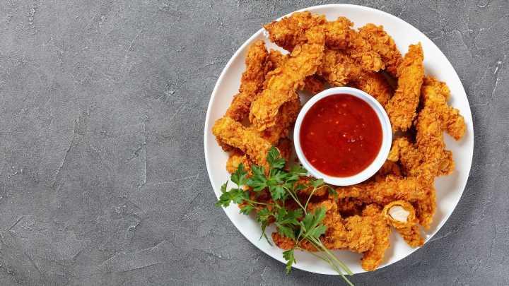 Chicken Nuggets vom Grill: 3-Zutaten-Rezept für einen knusprigen Leckerbissen