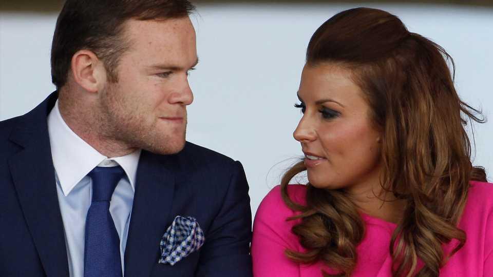 Coleen Rooney hätte 2017 fast ihre Ehe mit Wayne beendet