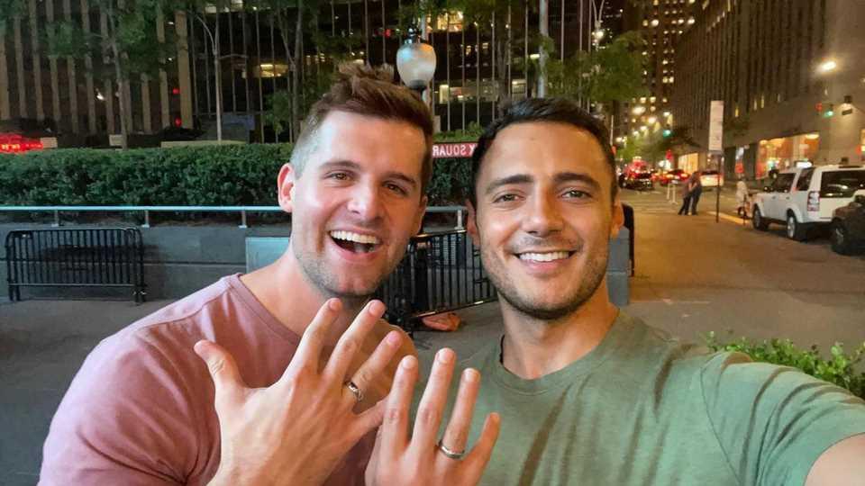 Coming-out: Nachrichtensprecher und Wettermann sind verlobt