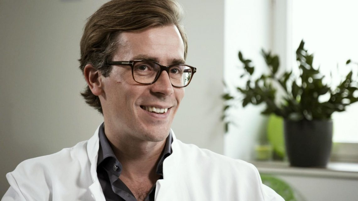 Dr. Johannes Wimmer erwartet Nachwuchs: Nach dem Tod von Tochter Maxi (1)