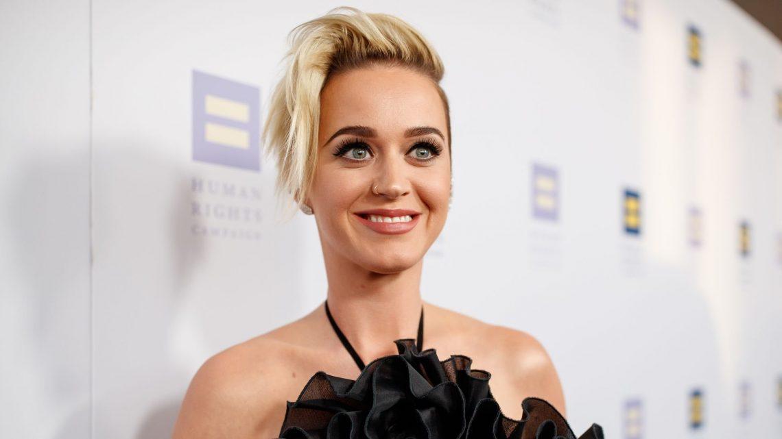Erster Geburtstag: Katy Perrys Leben begann erst mit Daisy