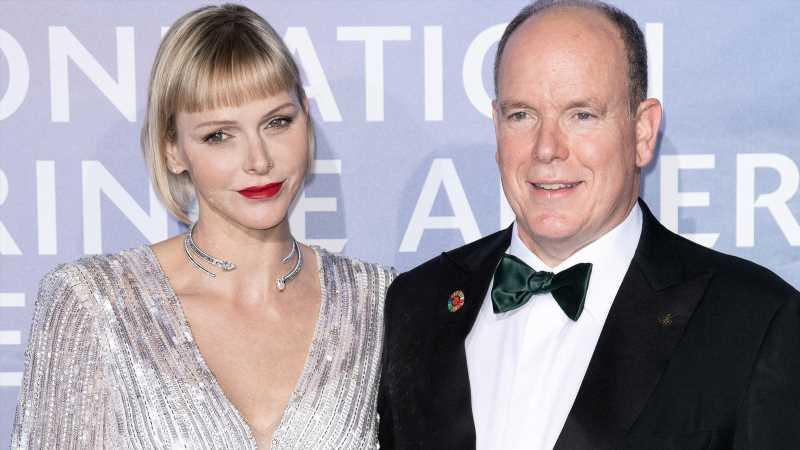 Fürstin Charlène & Fürst Albert von Monaco: Wieder vereint in Südafrika