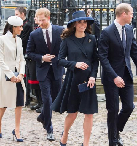 Harry & Meghan: Kommt es endlich zur Versöhnung mit William und Kate?