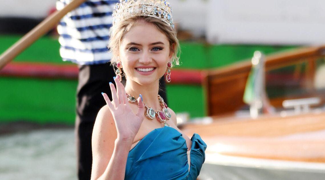 Heidi Klums Tochter Leni glänzt auf dem Laufsteg von Dolce & Gabbana