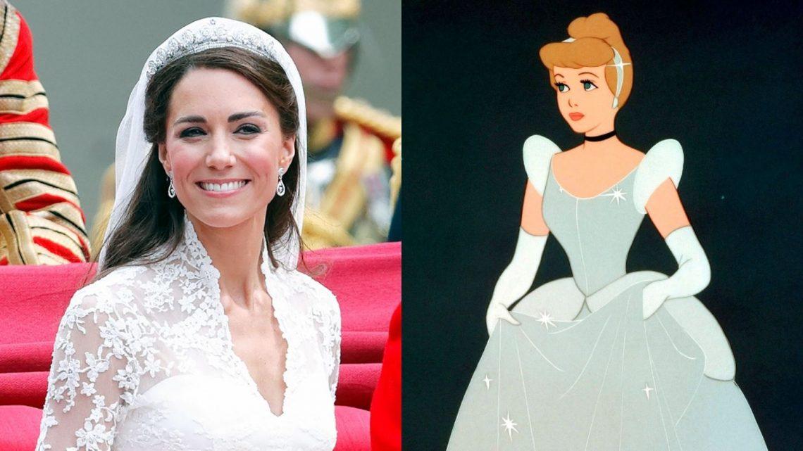 Herzogin Catherine: Momente, in denen sie an Disney-Prinzessinnen erinnert