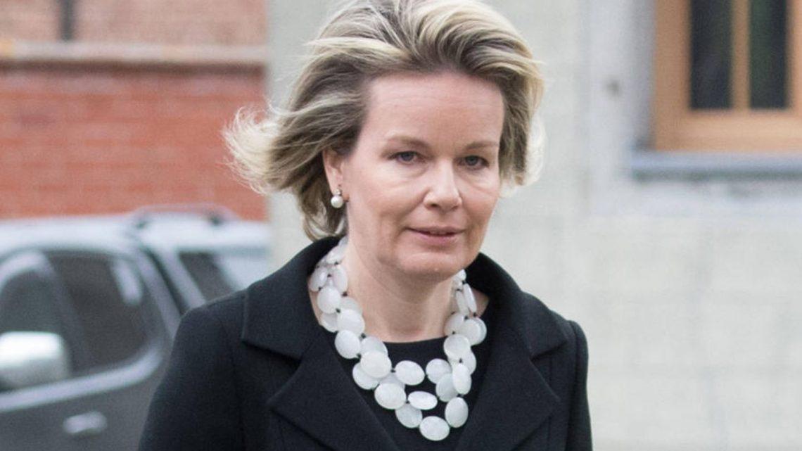 Königin Mathilde: Sie trauert um ihren Onkel
