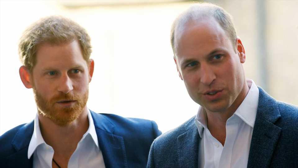 Konnten Prinz Harry und William ihre Streitigkeiten klären?