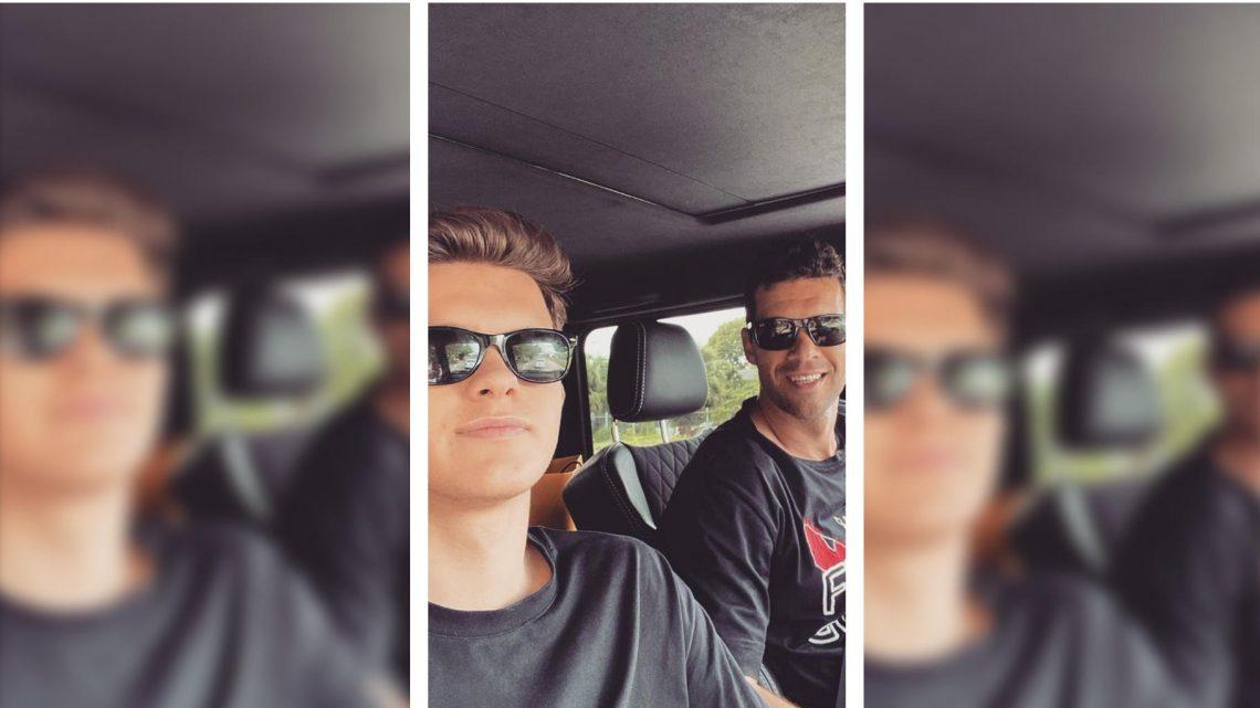 Michael Ballacks Sohn Emilio (†18): In seinen letzten Instagram-Postings feierte er sein Leben