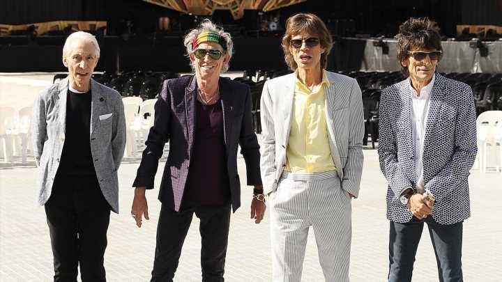 Mick Jagger + Keith Richards: Sie trauern um Charlie Watts