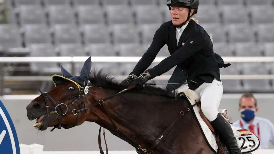 Nach Kritik: Olympia-Reiterin Schleu deaktiviert Insta-Konto