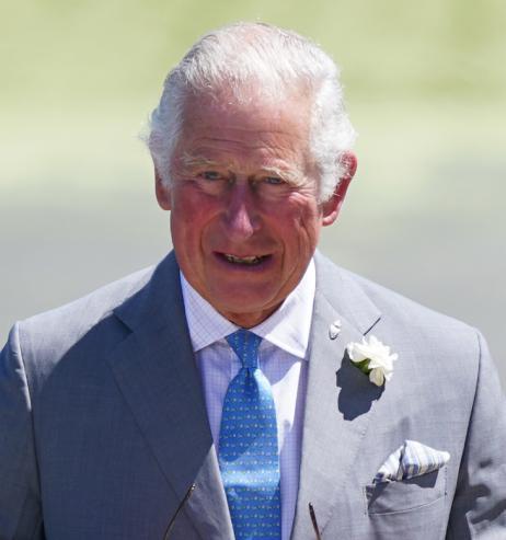 Prinz Charles: Von dieser Frau lässt er sich küssen!