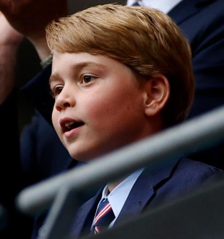 Prinz George: So süß lobt er Mama Kate