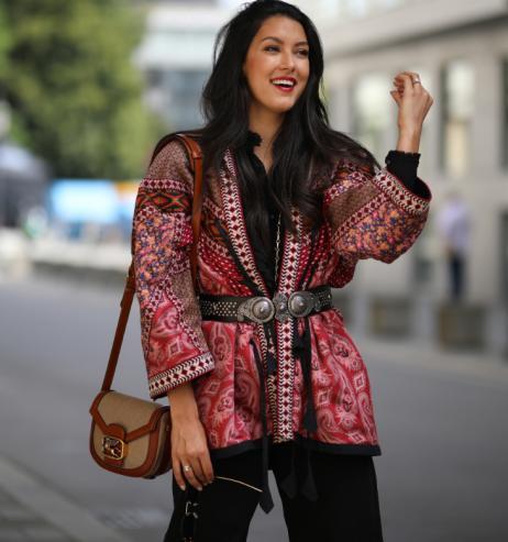 Rebecca Mir: Diesen Look tragen wir im Herbst
