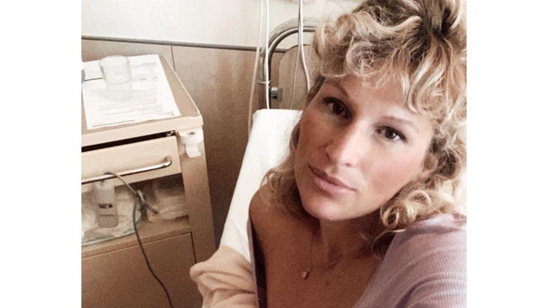 Schwangere Janni Hönscheid meldet sich aus dem Krankenhaus