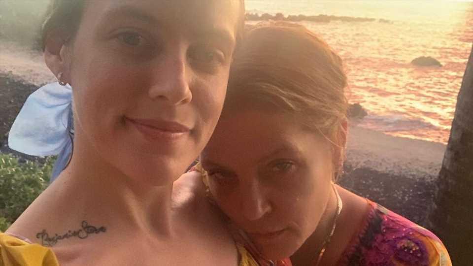 Selten: Riley Keough teilt Foto mit Mama Lisa Marie Presley