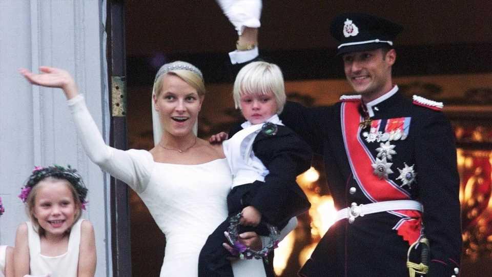 So haben sich Haakon und Mette-Marit in 20 Jahren verändert