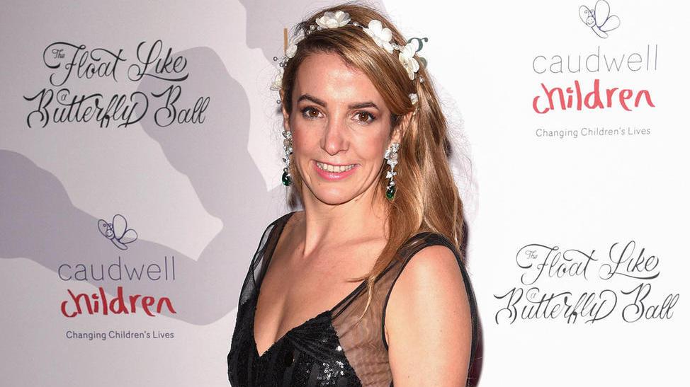 Tessy Antony-de Nassau ist wieder Mutter geworden