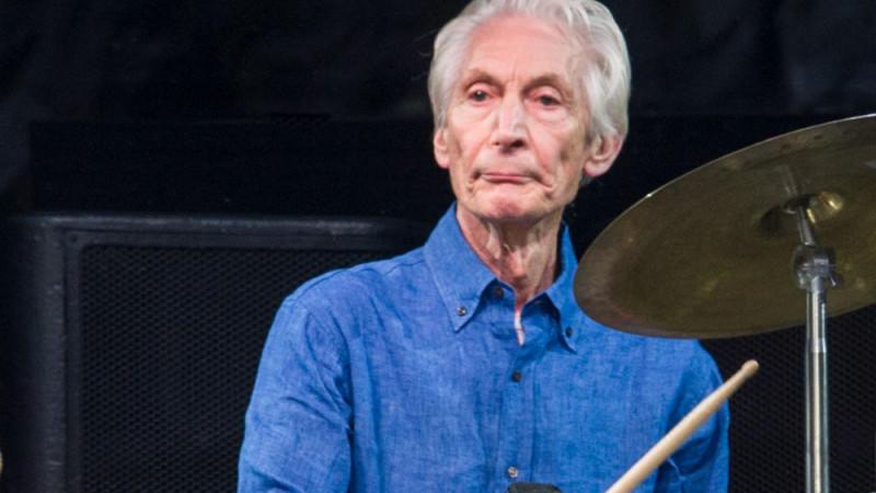 The Rolling Stones zollen Charlie Watts auf kommender Tournee Tribut