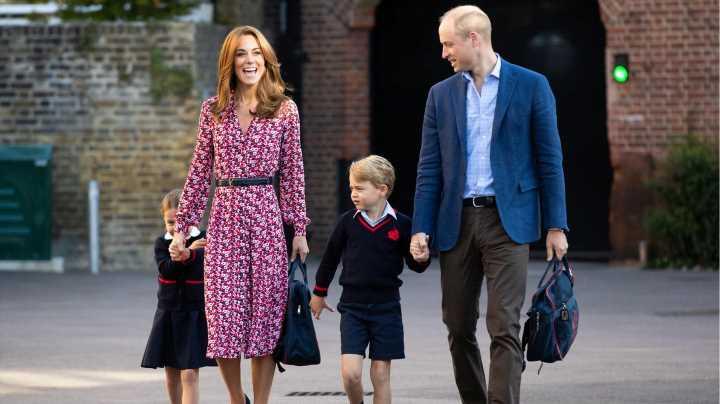 Wichtige Entscheidung für Prinz George
