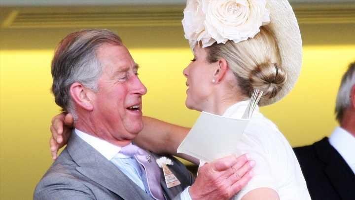 Zara Tindall: Ihr besonderes Verhältnis zu Prinz Charles