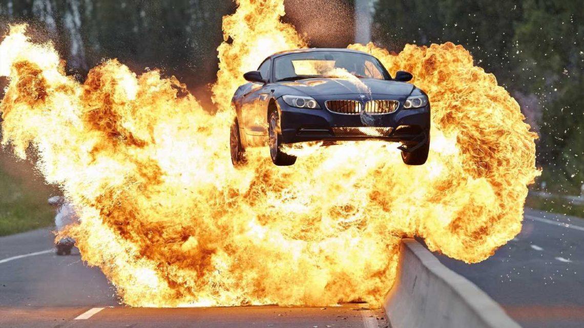 """""""Wir sprengen ein Auto in die Luft"""" – Es soll dein Auto sein"""
