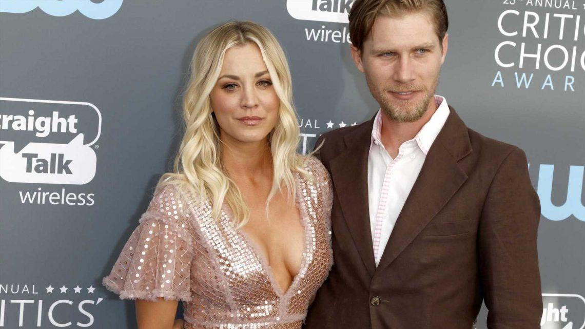 """""""Big Bang Theory""""-Star Kaley Cuoco und ihr Ex-Mann haben sich kaum noch gesehen"""