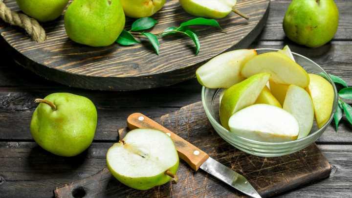 5 Gründe, Birnen zu essen