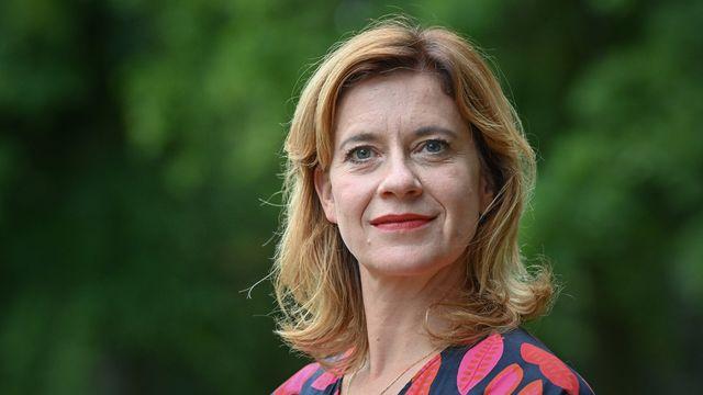 50 mit Aussicht:Caroline Peters bereit für ganz Neues