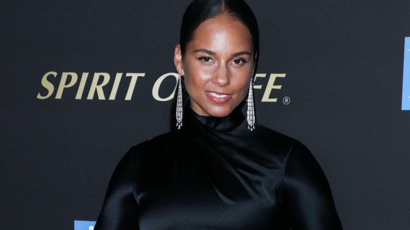 Alicia Keys: 'Girl on Fire' wird zum Comic-Buch