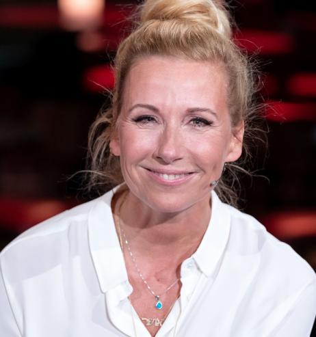 """Andrea Kiewel: Jetzt wird sie Jurorin beim """"Supertalent"""""""