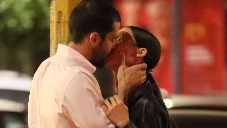 Aurora Ramazzotti knutschend mit Freund Goffredo abgelichtet