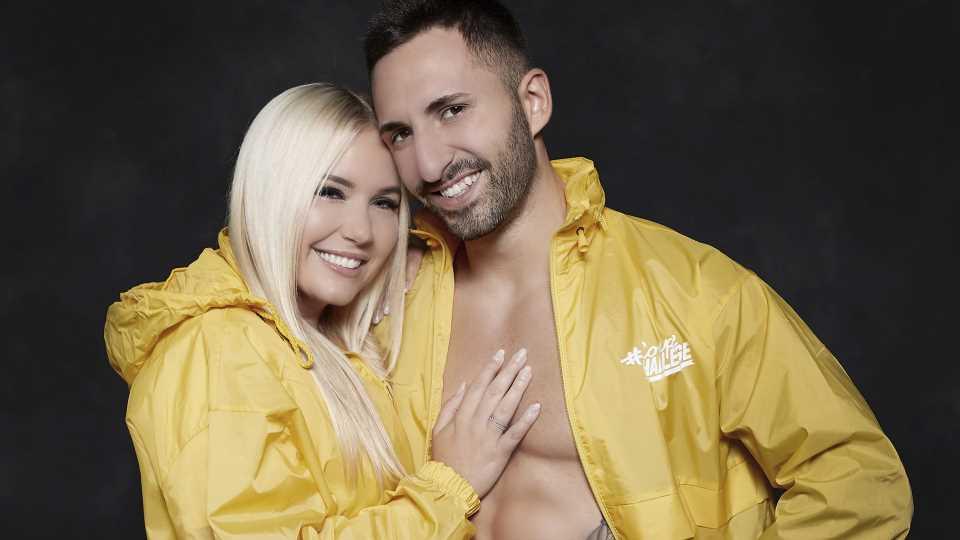 """Bei """"#CoupleChallenge"""": Beweisen Marlisa und Fabio Liebe?"""