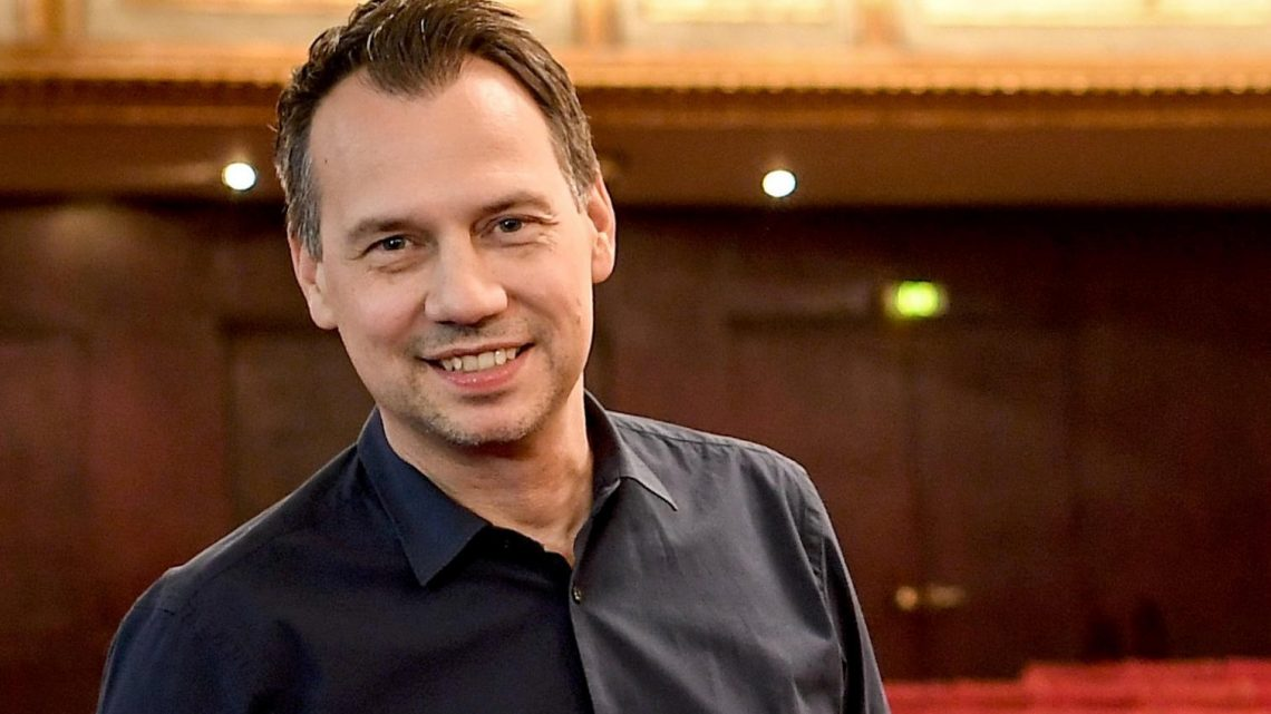Bestseller-Autor Sebastian Fitzek wird Talkshow-Moderator