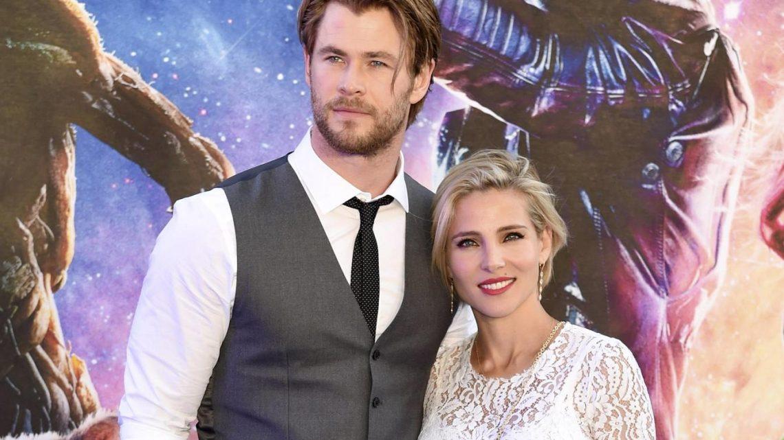 Chris Hemsworth: Ehefrau Elsa Pataky postet süßen Familien-Schnappschuss