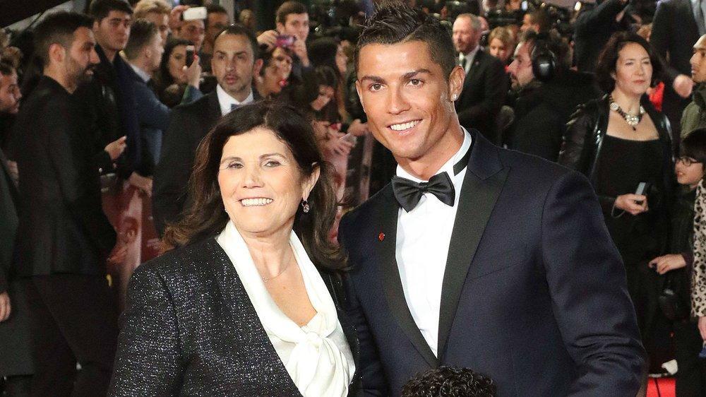 Cristiano Ronaldo: Stadionverbot für Mama Dolores Aveiro