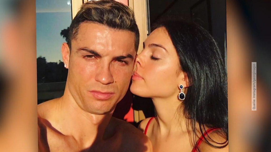Cristiano Ronaldos Frau kriegt ihre eigene Doku auf Netflix
