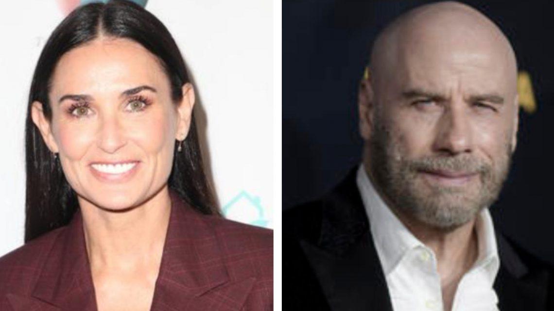 Demi Moore: Romantisches Dinner mit John Travolta?
