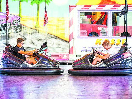 Erlebnis, Spiel und Spaß auf  der Herbstmesse in Dornbirn