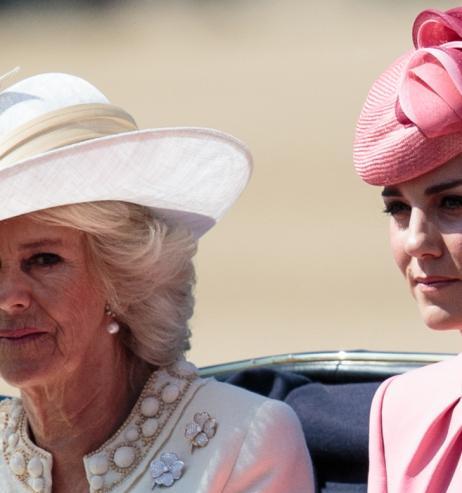 """Herzogin Kate: """"Camilla ist wütend"""""""