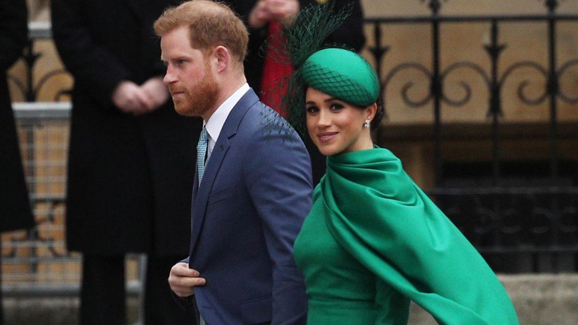 Herzogin Meghan + Prinz Harry: Geraten sie schon bald in Vergessenheit?