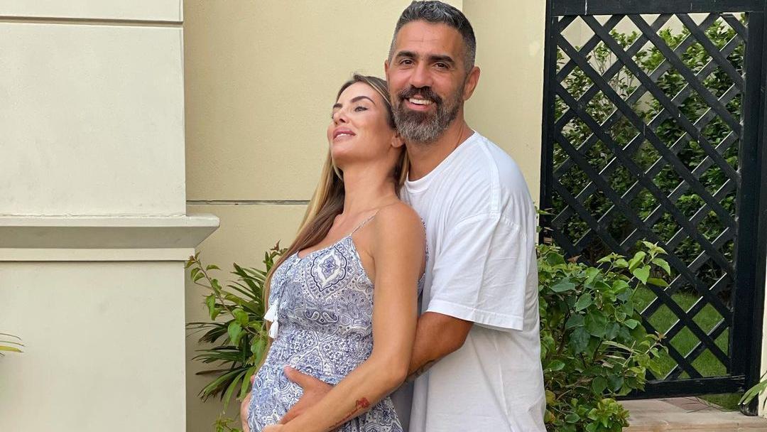 Hochschwangere Anna-Maria Ferchichi erinnert Ehemann Bushido an Comic-Figur