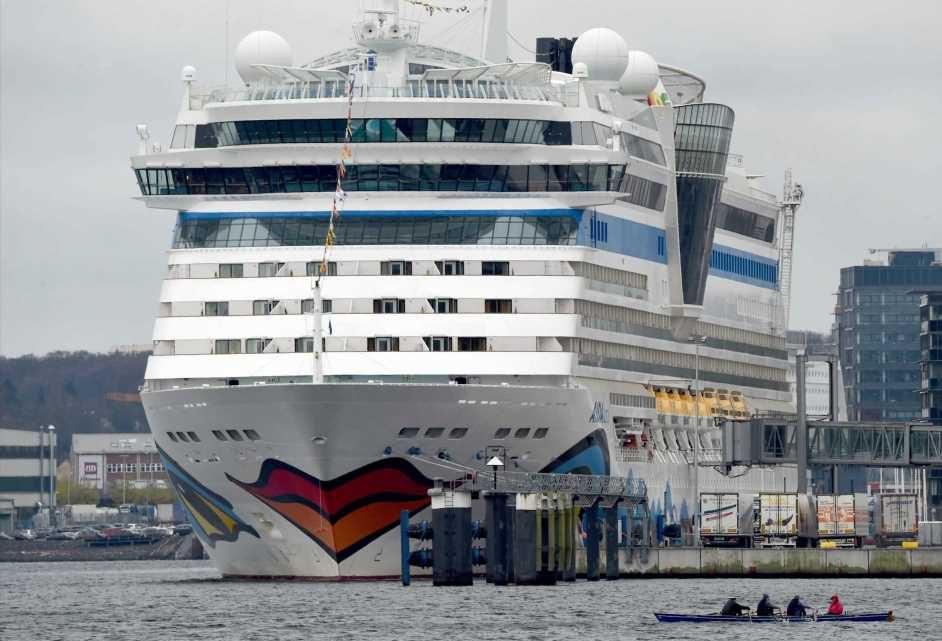 Impfpflicht auf Kreuzfahrt-Reisen mit Aida