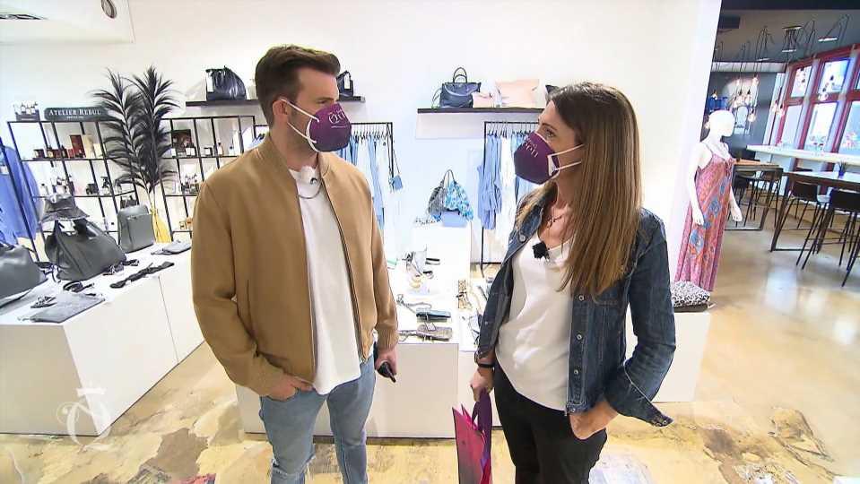"""Jay Khan wandelt bei der """"Shopping Queen"""" auf Richard Geres Spuren"""