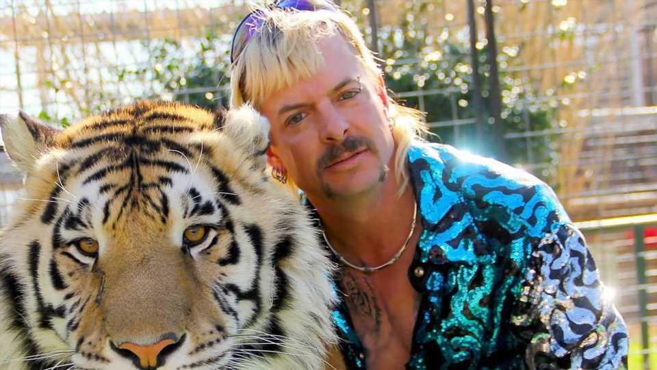 Kein Mitleid: Joe Exotic äußert sich nun zu Erik Cowies Tod