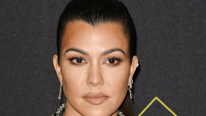 Kourtney Kardashians Tochter bekommt Schlagzeugunterricht von Travis Barker